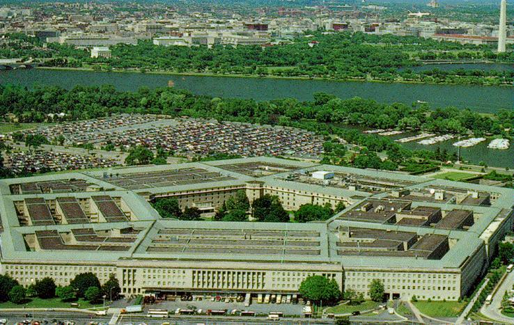 За истекшие три года различные подразделения Пентагона израсходовали на про