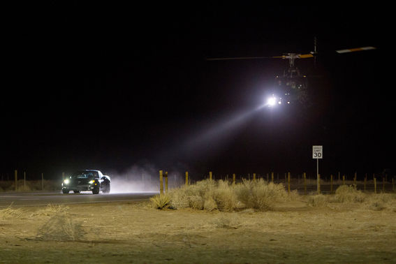 the-last-stand-a-helicopter-was-used-during-night-car-chase-scene