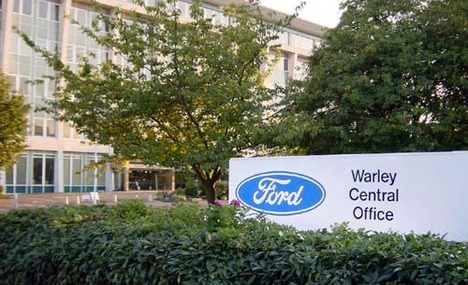 Ford motor company dearborn detroit michigan usa for Ford motor company main office