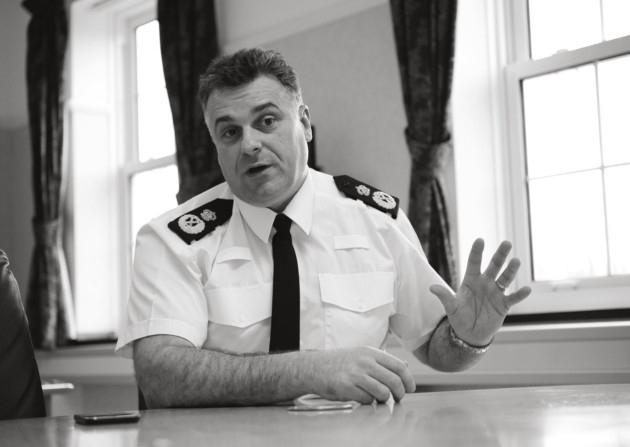 Kent Police Crime Commissioner Anne Barnes Organised Crime