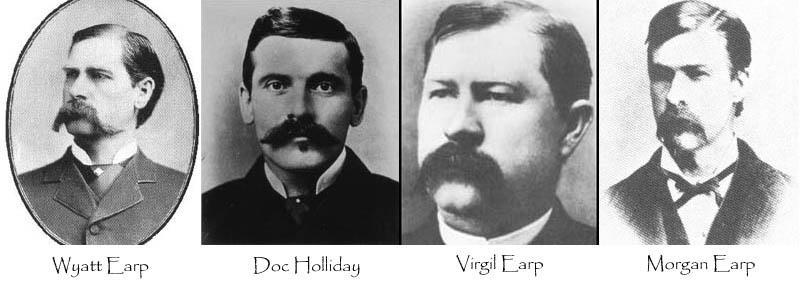 doc holliday and wyatt earp relationship quiz