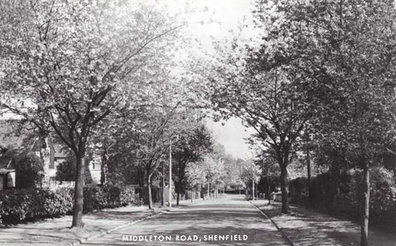 Essex, Shenfield, Middleton Road
