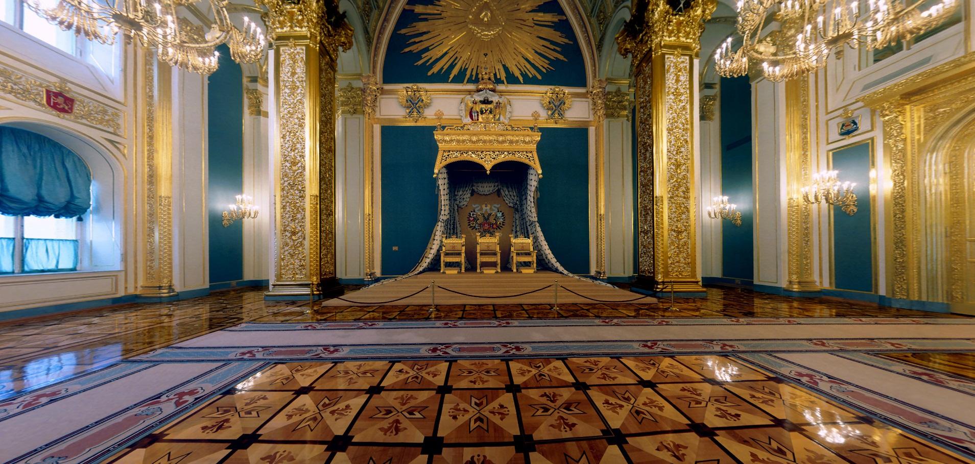 President Putin Kremlin Closely Monitoring Royal House