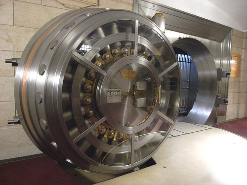 barclays vault